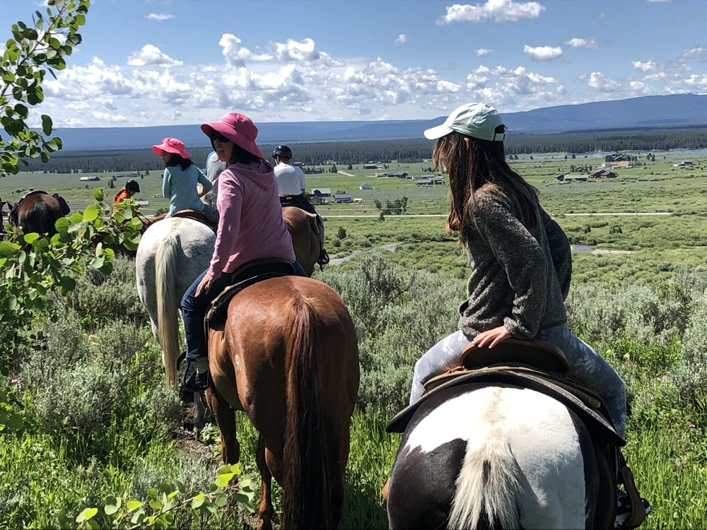 Parade Rest Guest Ranch: 1279 Grayling Creek Rd, West Yellowstone, MT