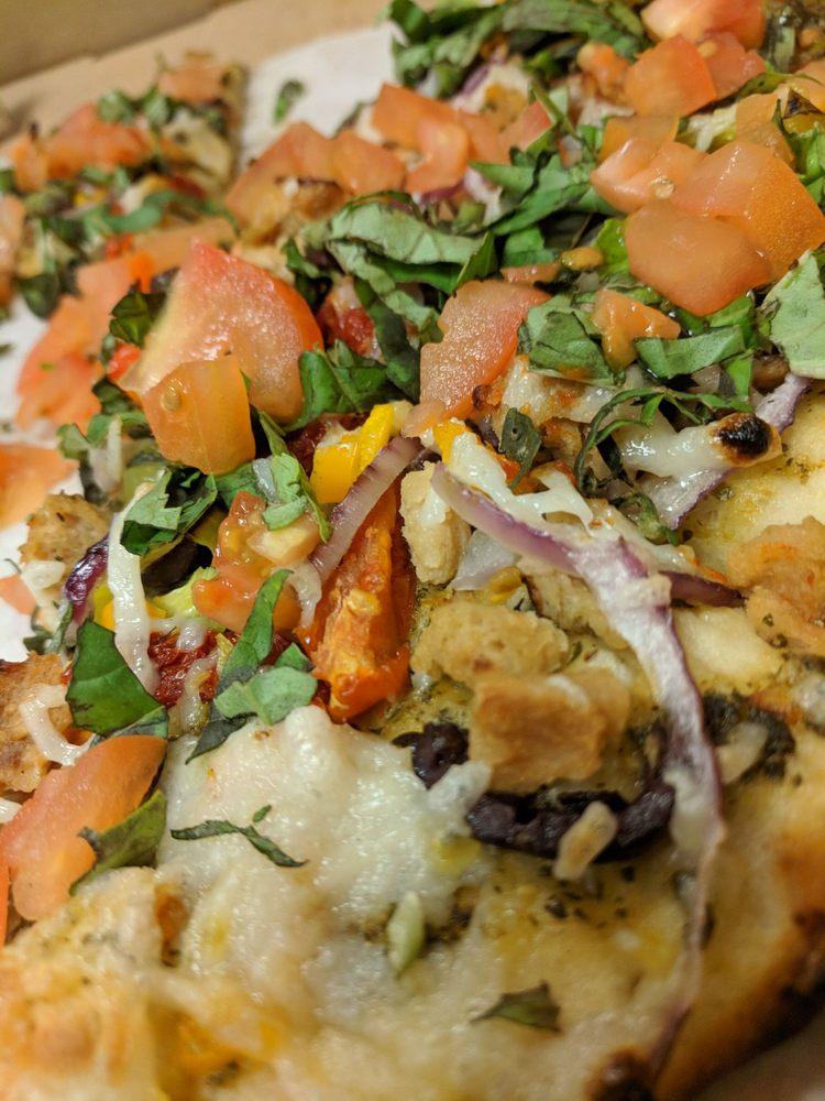 Vegan Korner: 299 W Olive St, Colton, CA