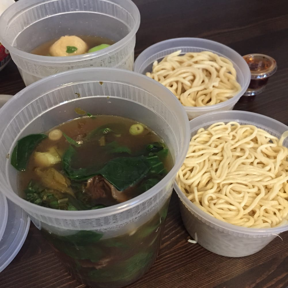 Chinese Food 10024: Tasty Hand Pulled Noodles II