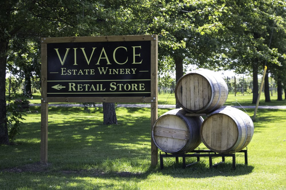Vivace Estate Winery: 5141 Concession 5 N, Amherstburg, ON