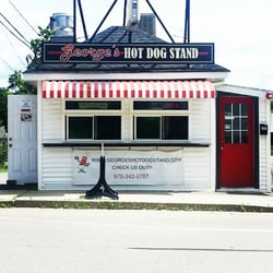 George S Hot Dog Stand Fitchburg Ma
