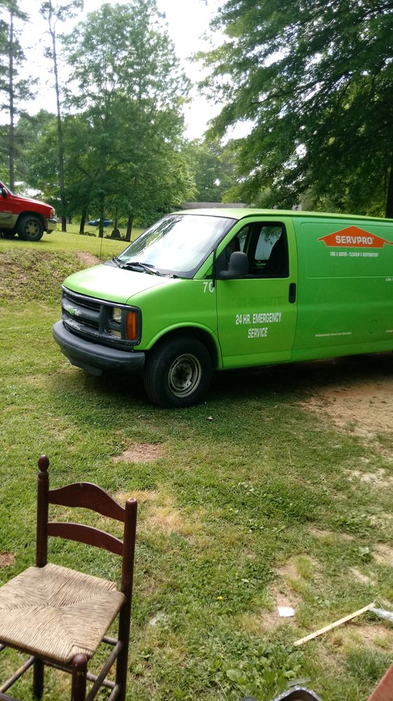 SERVPRO of Talladega Clay & Randolph Counties: 93 Hagan Ave, Childersburg, AL