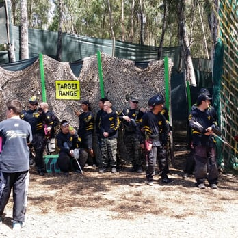 J t's frontline paintball club