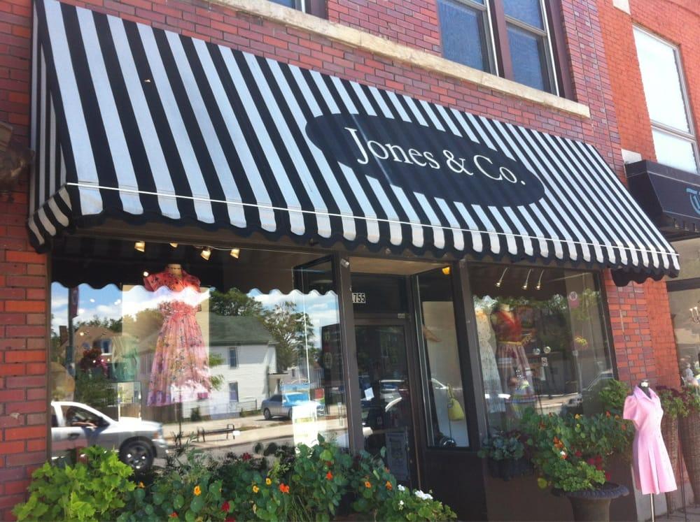 Jones & Company: 1755 Wyandotte Street E, Windsor, ON