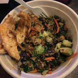 Roast Kitchen Insalate Theater District New York Ny Stati Uniti Yelp