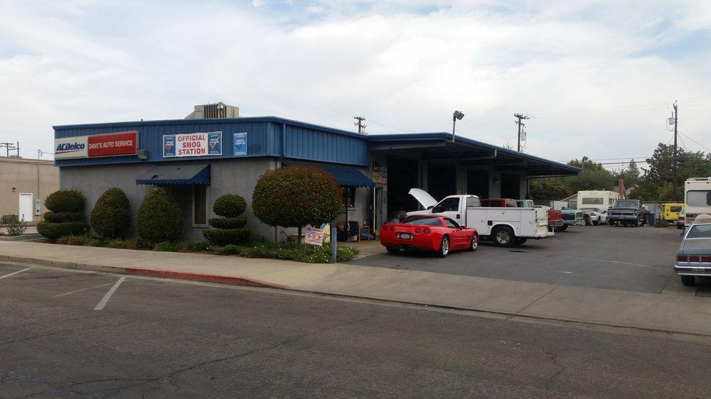 Dave's Auto Service: 117 S 7th St, Fowler, CA
