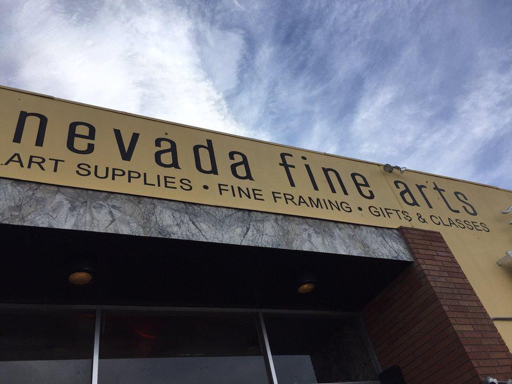 Nevada Fine Arts