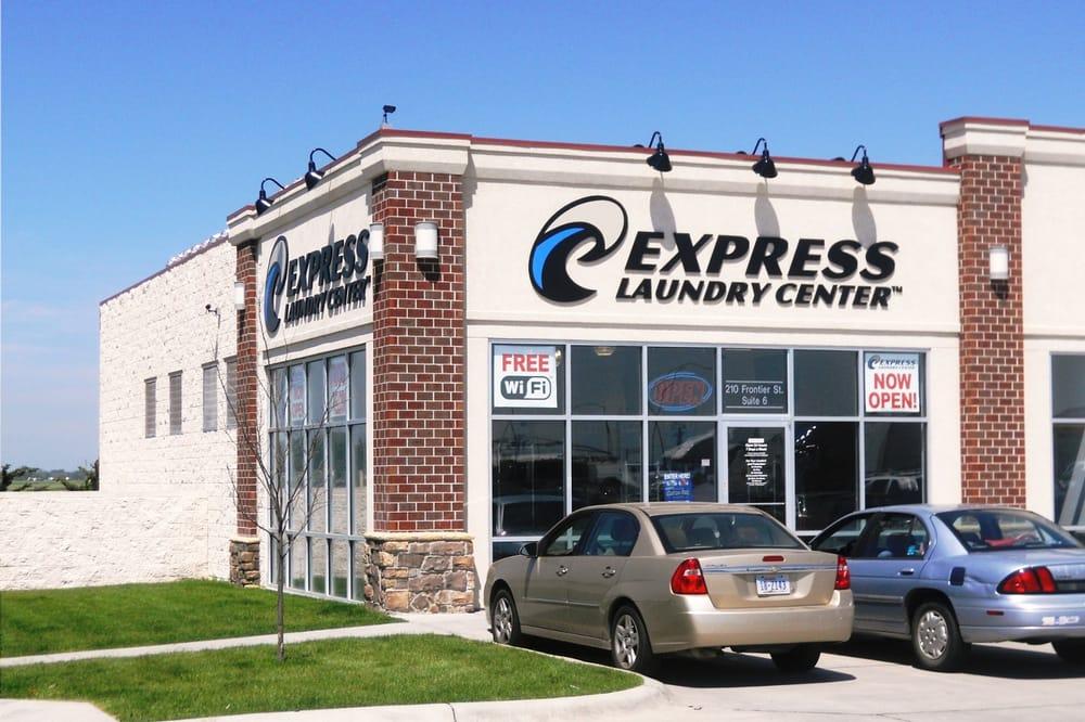 Express Laundry Centers: 210 Frontier St, Lexington, NE