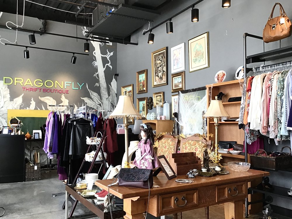 Dragonfly Thrift Boutique