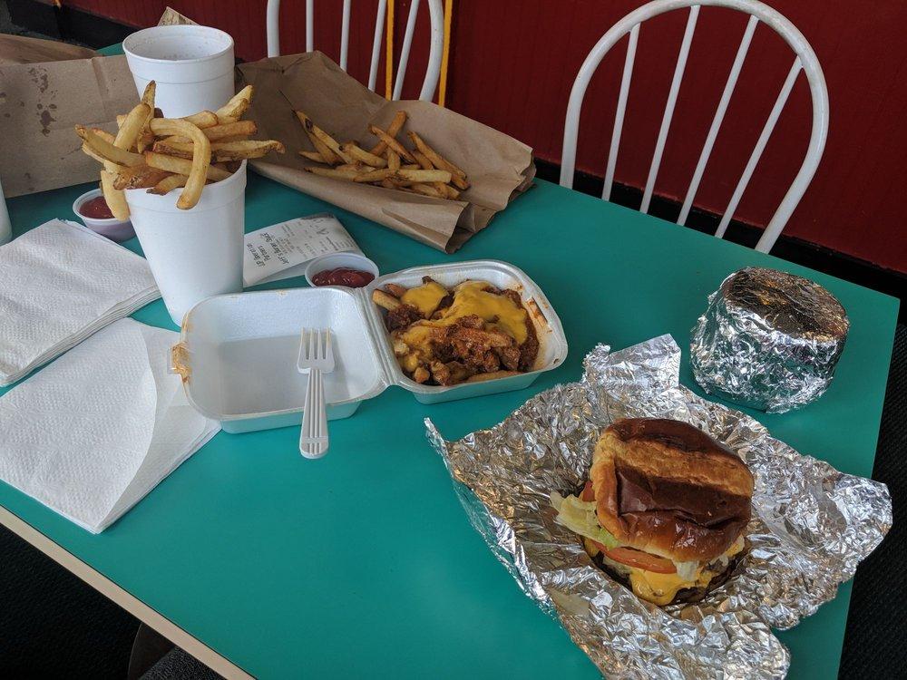 Jeff's Burger Shack: 14126 Dixie Hwy, Louisville, KY