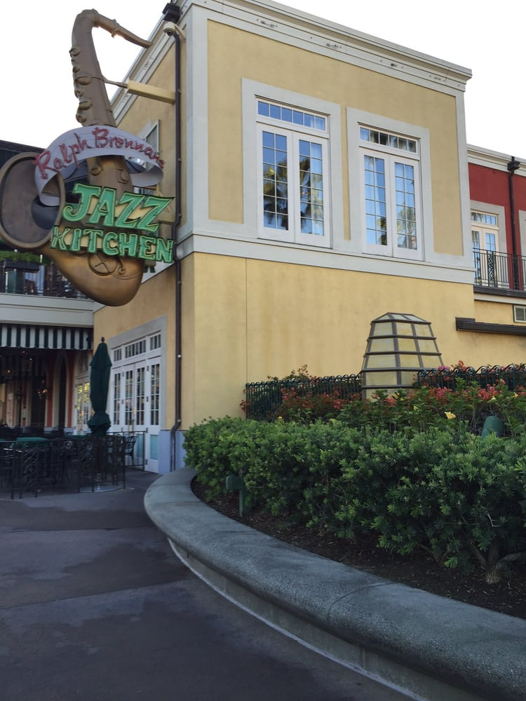 Jazz kitchen has authentic new orleans food yelp for Authentic new orleans cuisine