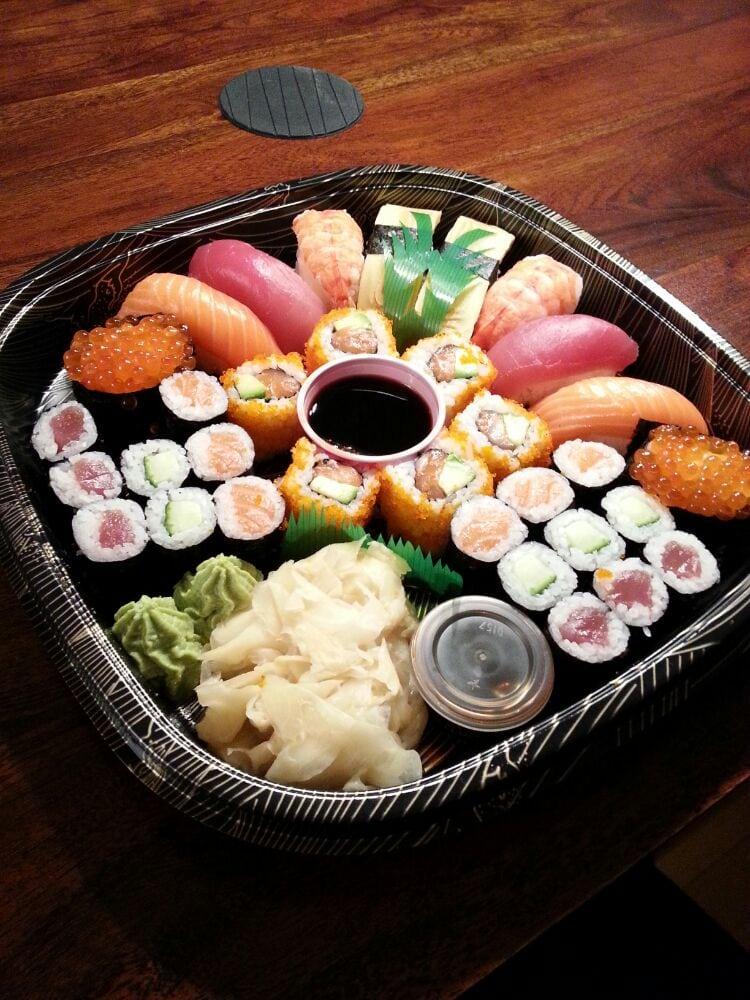 Sushi Niwa Sushi Landsberger Str 207 Laim M Nich