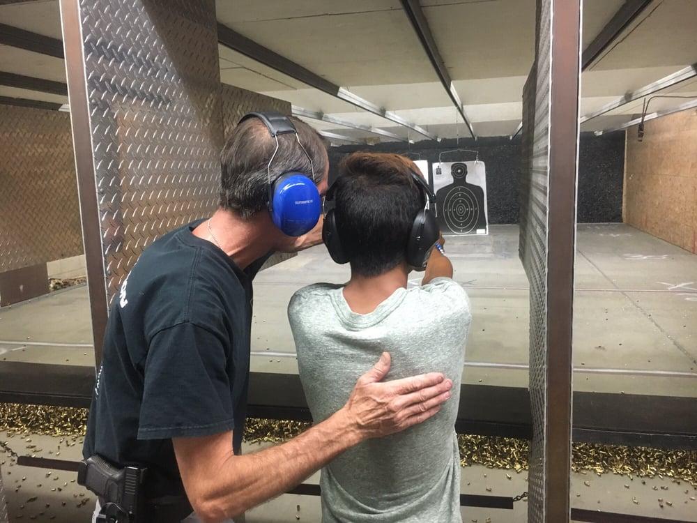 The Beaumont Indoor Shooting Range: 877 W 4th St, Beaumont, CA