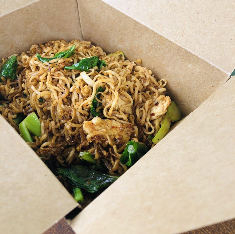 Sav's Thai Kitchen: 191 Monmouth Ave N, Monmouth, OR