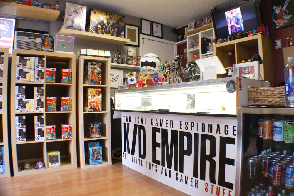 K/D Empire