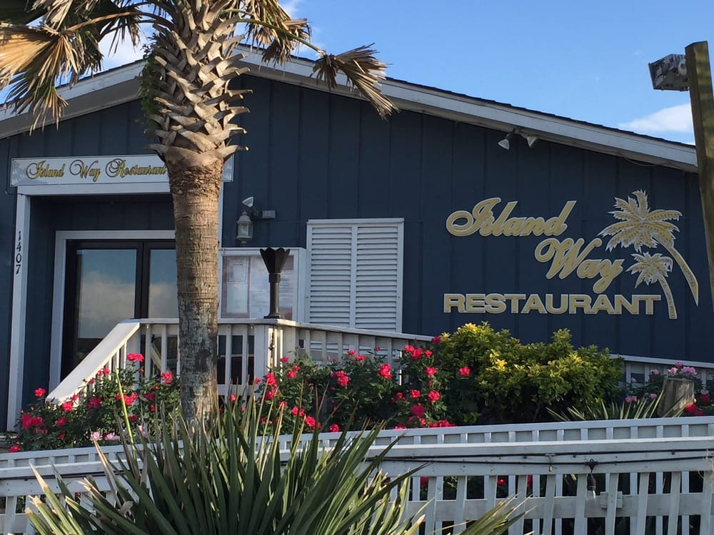 Seafood Restaurants Near Oak Island Nc