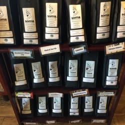 Photo Of Soma Coffee House Bloomington In United States Lots Beans