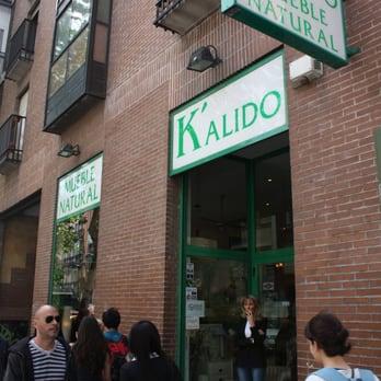 k alido tienda de muebles calle de atocha 78
