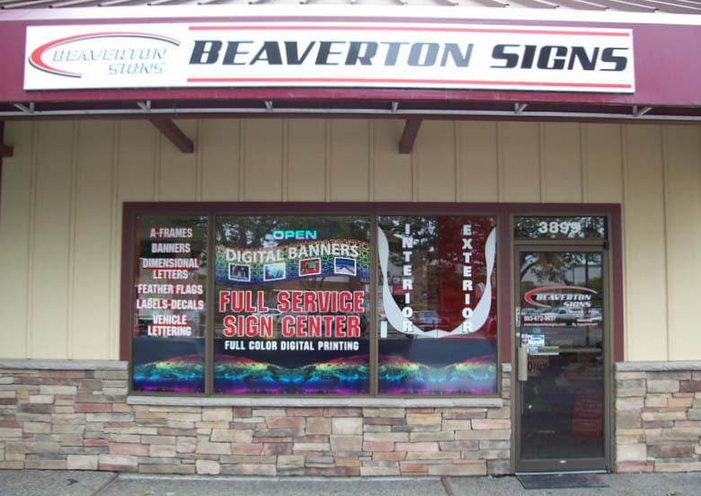 Beaverton Signs and Graphics