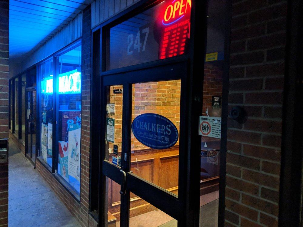 Chalker's Pub Billiards & Bistro