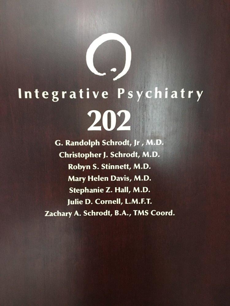 Integrative Psychiatry and Louisville TMS: 8003 Lyndon Cte Way, Louisville, KY