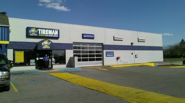 Tireman Auto Service Centers