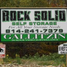 Ordinaire Photo Of Rock Solid Self Storage   Gallitzin, PA, United States