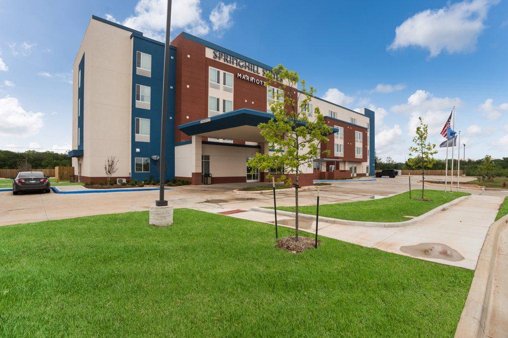 SpringHill Suites by Marriott Stillwater: 315 S CStar Blvd, Stillwater, OK