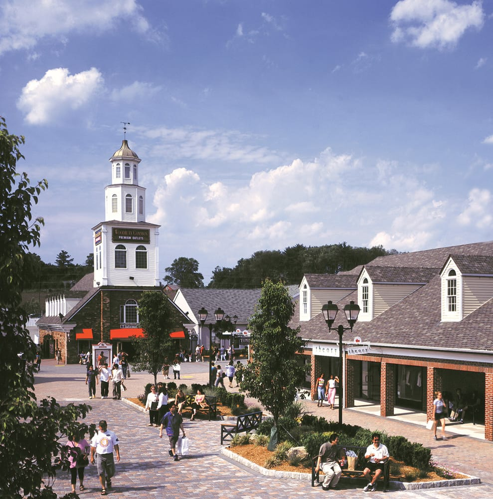 Restaurants Near Woodbury Common Premium Outlets