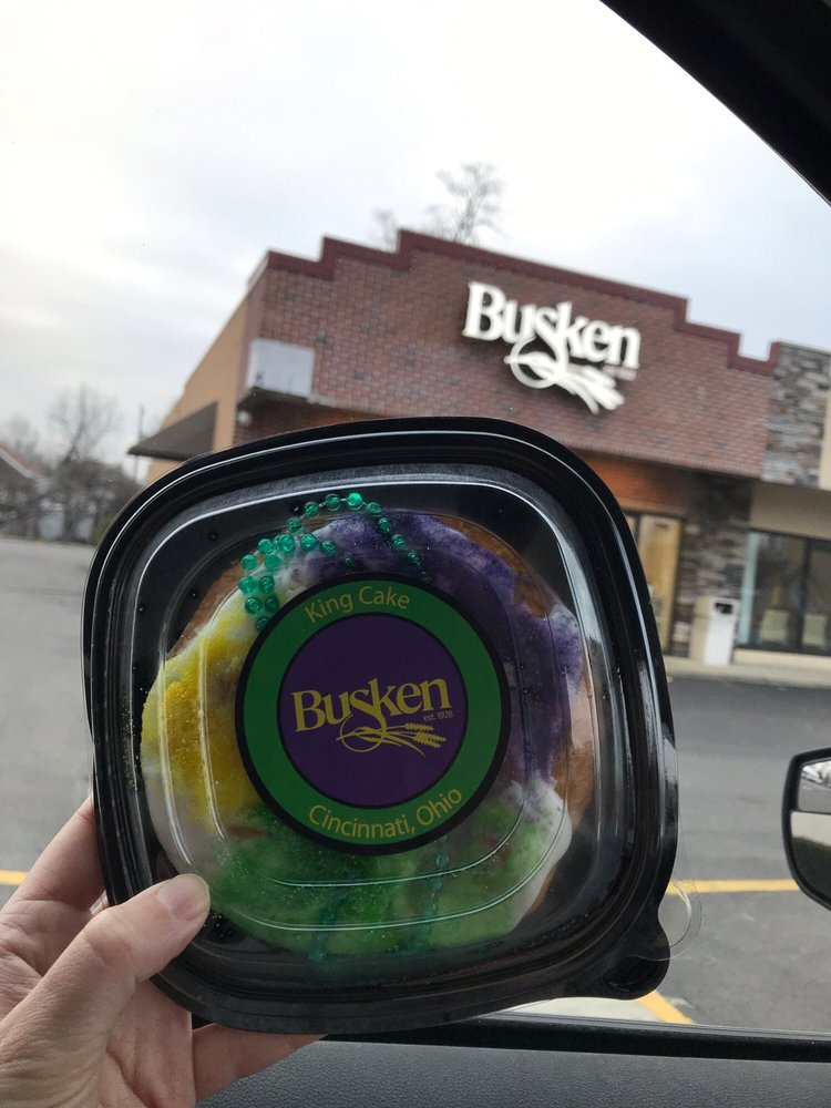 Busken Bakery: 7756 Beechmont Ave, Cincinnati, OH