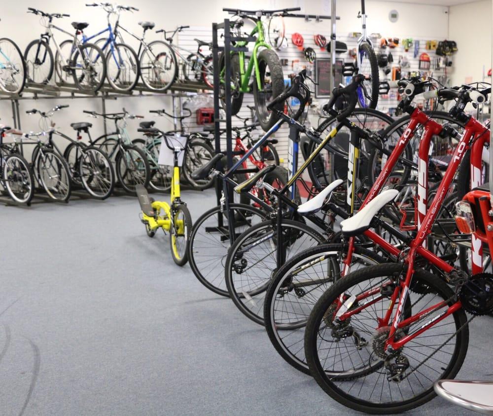 Social Spots from Leisure Ride Bike Rental