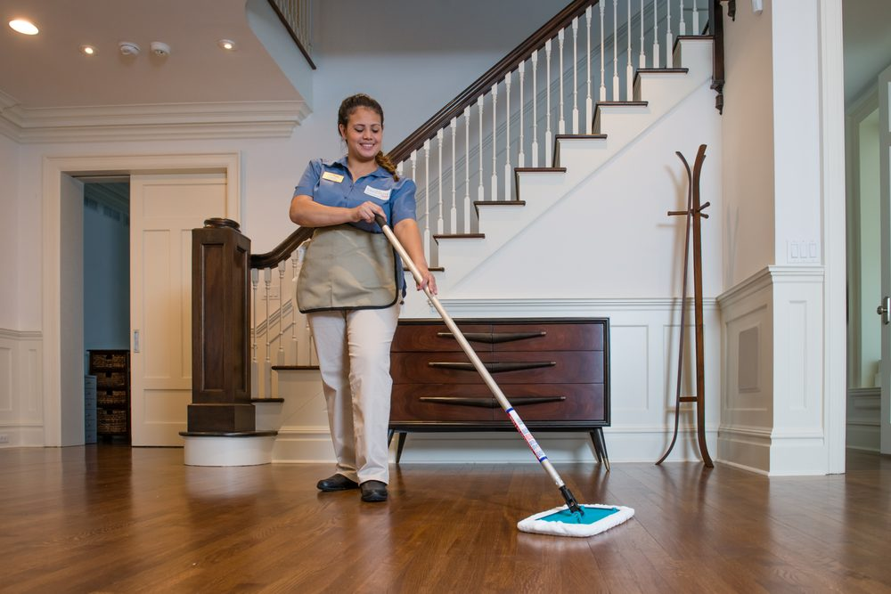 Total Home Cleaning
