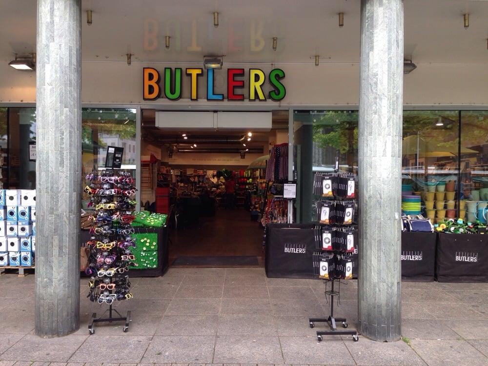Butlers Wohnaccessoires M Nsterplatz 3 Ulm Baden