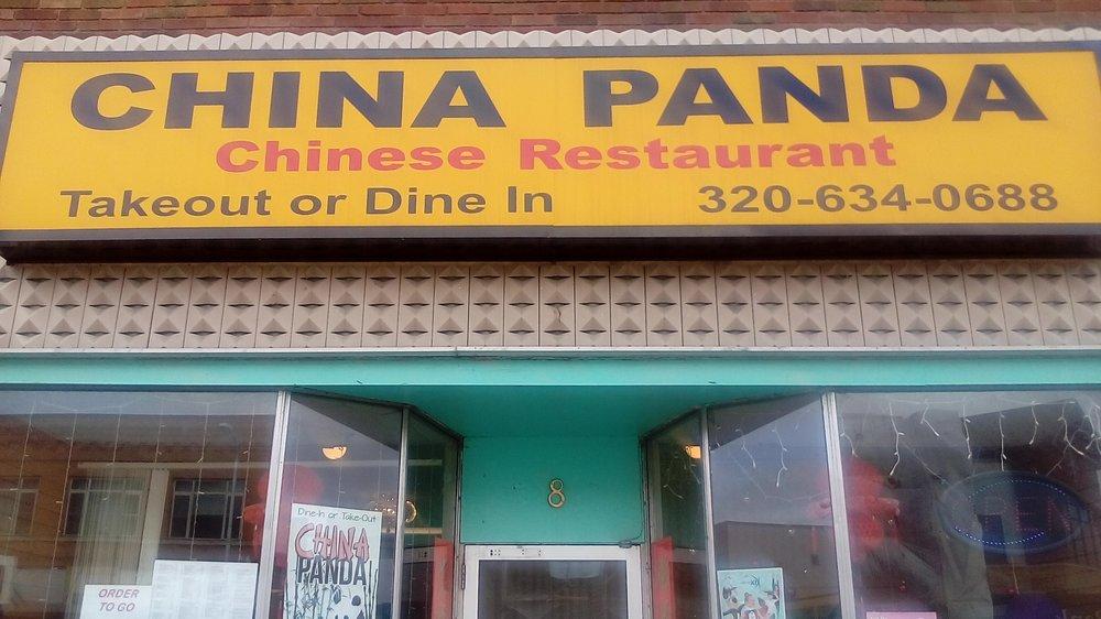 China Panda Chinese Restaurent: 8E, Glenwood, MN