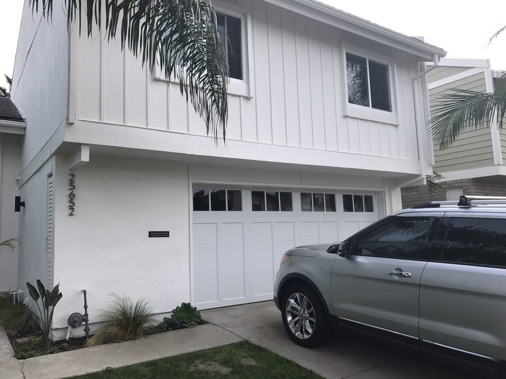 awesome new garage door just installed by golden rule ForGolden Rule Garage Door