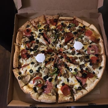 Photo Of Round Table Pizza   Elk Grove, CA, United States. Extra Large