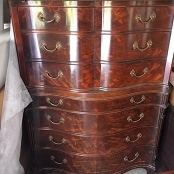 Aero Finish Furniture Restoration Refinishing Photos - Furniture restoration