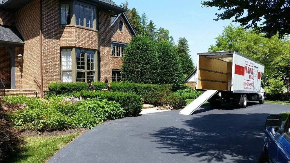 In & Out Movers: 563 Southlawn Ln, Rockville, MD