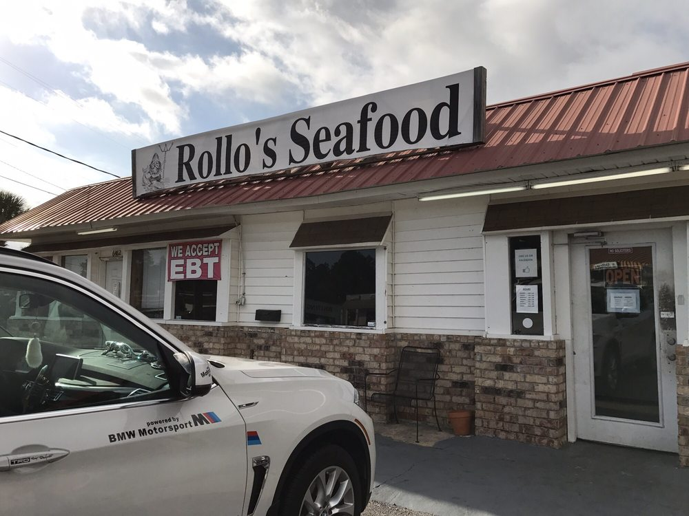 Rollo's Seafood: 6462 Caroline St, Milton, FL