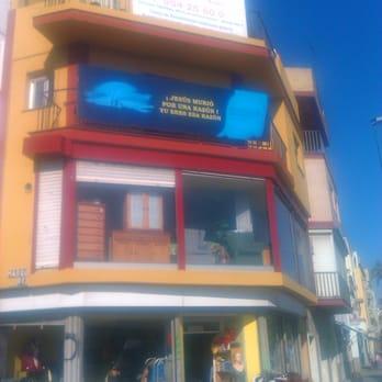 Reto tienda de segunda mano calle clemente hidalgo for Reto muebles segunda mano