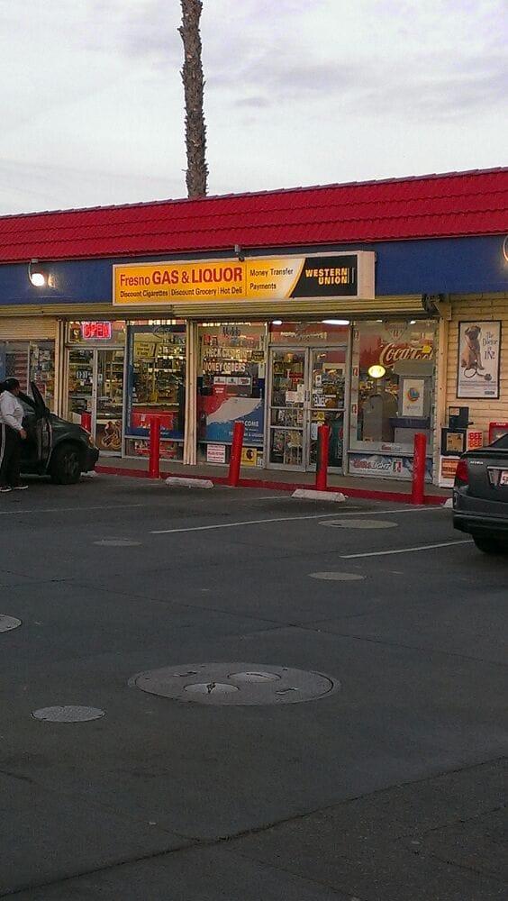 Fresno Gas & Liquor