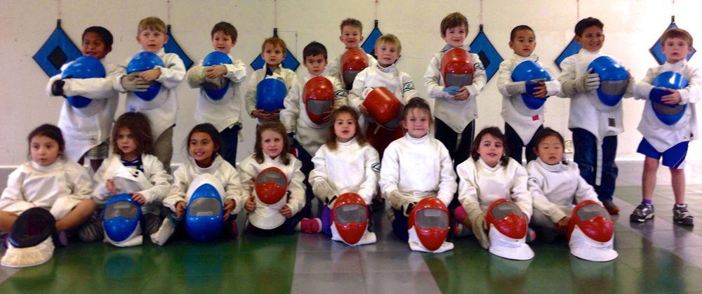 Salle Mauro Fencing Academy: 4007 Bellaire Blvd, Houston, TX