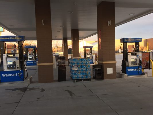 Walmart Gas Station Near Me >> Walmart Fuel Station 4051 E Fairview Ave Meridian Id Garden Centers