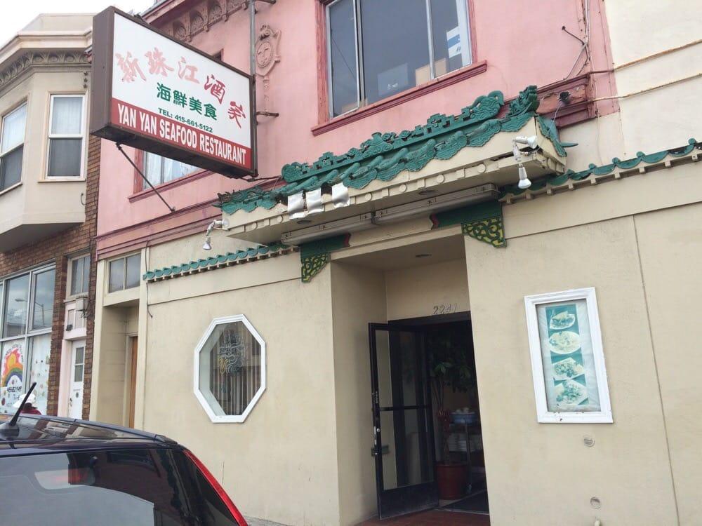 Yan Yan Restaurant San Francisco
