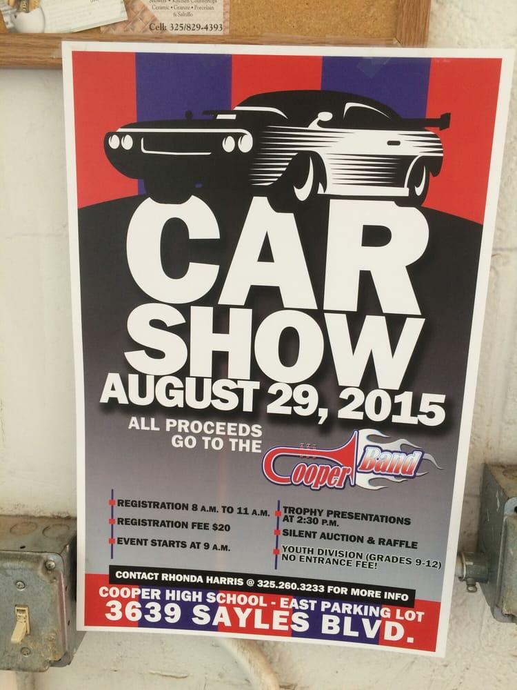 Car Show Yelp - Car show abilene tx