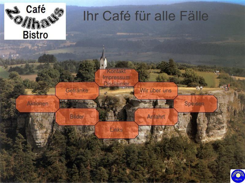 Cafe Zollhaus Bad Staffelstein