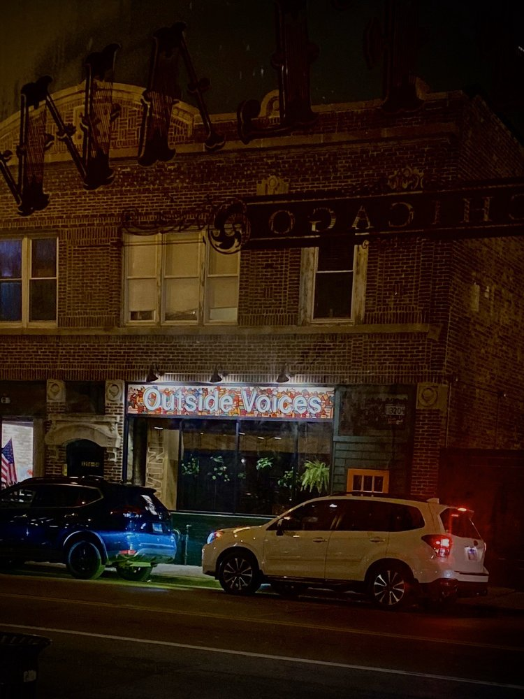 Outside Voices: 3204 W Armitage Ave, Chicago, IL