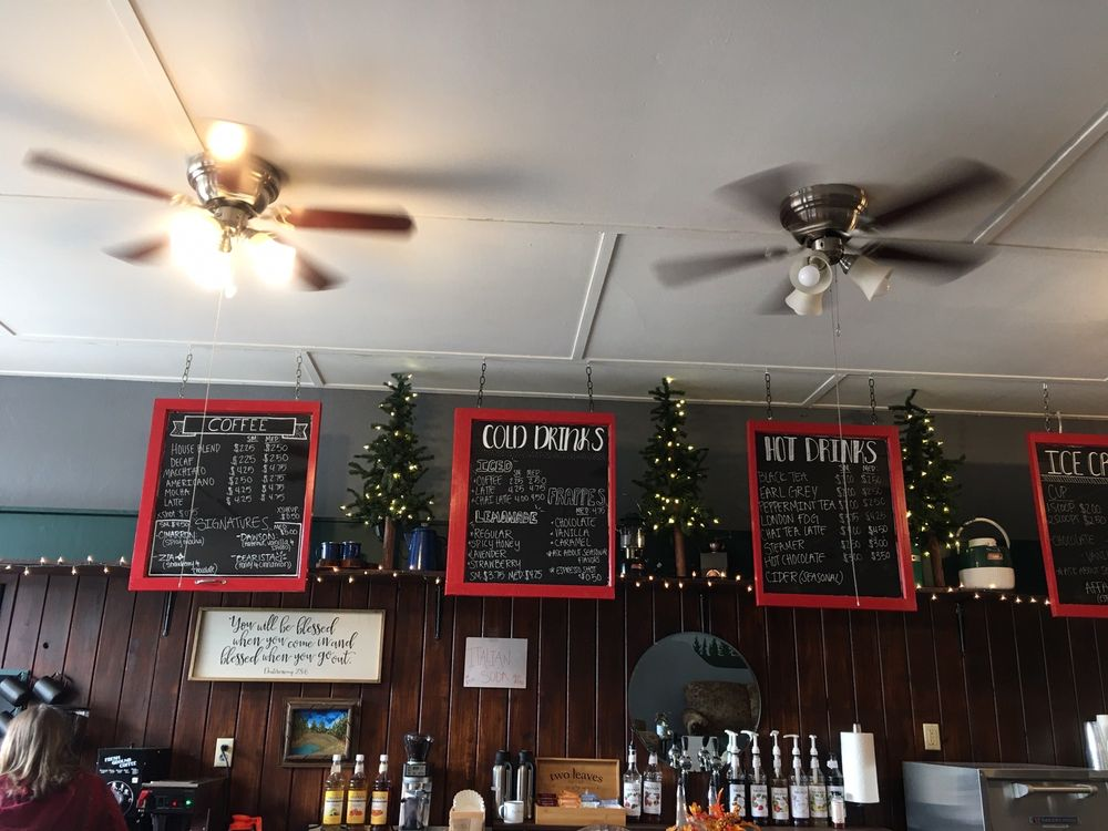 Hikers Coffee Co: 337 E 9th St, Cimarron, NM