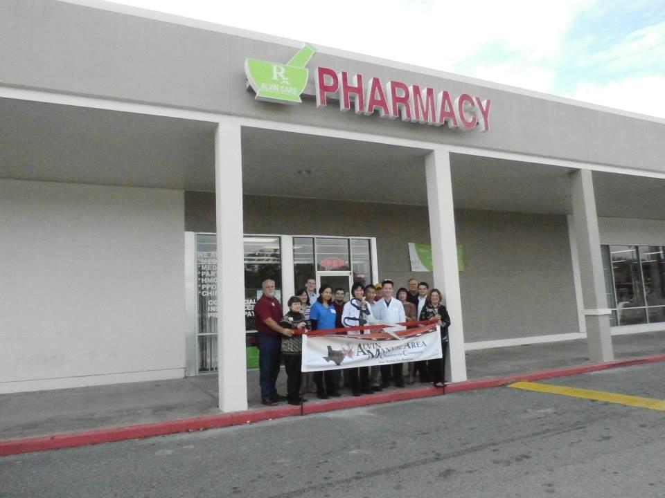 Alvin Care Pharmacy: 204 E House St, Alvin, TX