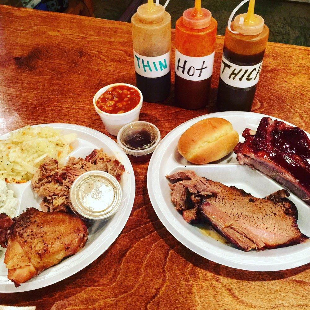 Big Marv's BBQ: 1134 Aedc Rd, Winchester, TN